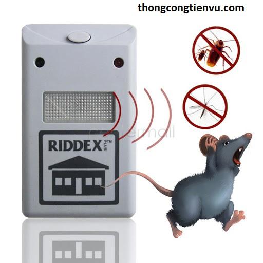 Đuổi chuột bằng sóng siêu âm
